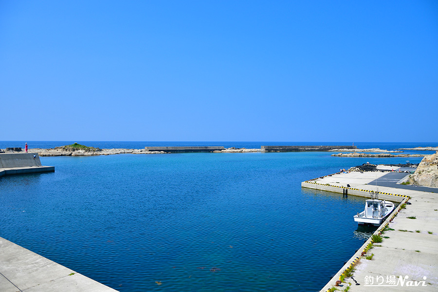 浜詰漁港(はまづめぎょこう)